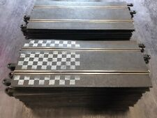 Scalextric 1:32 Classic Track - C160 Long Straight x 45 - TARNISHED / DIRTY RAIL