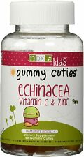 KIDS ECHINACEA PLUS VITAMIN C ZINC Support Immune System Supplement 60 Gummies
