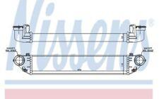 NISSENS Radiador de aire admisión MERCEDES-BENZ CLASE C CLK SLK 96714