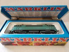 MARKLIN HO SCALE 3038 BB 9223 SNCF FRENCH ELECTRIC LOCOMOTIVE -B W. GERMANY