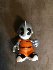 Kidrobot 'Bots Dunny Kid Inmate Orange