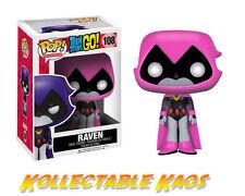 Teen Titans Go! - Pink Raven Pop! Vinyl Figure