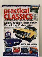Practical Classics Car Magazine March 2001 Rover Ford Granada Cobra
