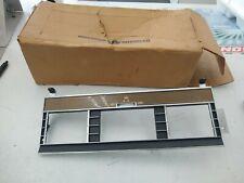 1968 Chrysler imperial heater switch plate inside 2927275 NOS nos mopar