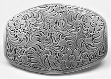 NOCONA BELT BUCKLES western casual accessories FLORAL, SCROLL buckle NWT in Box!
