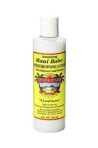 Maui Babe After Browning Tanning Lotion 8oz