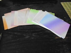10 Cards & Envelopes For Paper Crafting