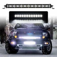 "13"" 540W barre de led light bar 10-30V Offroad Phare de travail 4x4 Singal Rampe"
