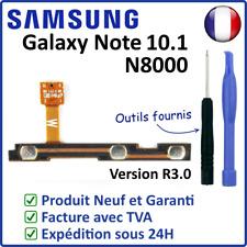 NAPPE BOUTONS POWER VOLUME SAMSUNG GALAXY NOTE 10.1 N8000 / N8010 / N8020 REV3.0