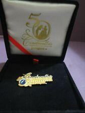 Limited Edition Cinderella's 50th. Anniversary Celebration Disneyland Pin