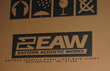 EAW KF695 factory repack ***LOT OF 2 SPEAKERS**** special Tour version