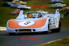 Reinhold Joest Porsche 908/03 Nurburgring 1000 Km 1972 Photograph 1