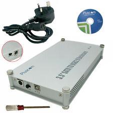 "3.5"" SATA Aluminium External Hard Drive Enclosure Computer HDD Caddy Case USB2.0"