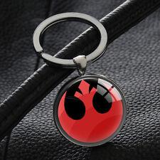 Classic Star Wars Rebel Keychains Key Ring Keyring Chain Bag Charm Pendant Gift