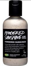 Genuine Lush Powdered Sunshine Sunscreen SPF 15 Medium Post to UK