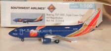 Herpa  1:500   Southwest Airlines  737-300  Triple Crown One   -   512664