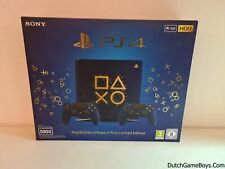Playstation 4 500GB - Limited Edition - Days of Play - NEW & Sealed
