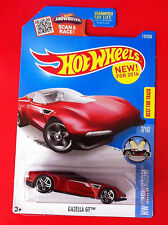 Hot Wheels Gazella GT, #7 of 10 in HW Showroom Series, #117/250 in Collection