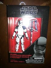 Star Wars Black Series - First Order Stormtrooper Executioner - 3.75 inch scale