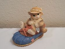 """1997 Enesco Calico Kittens """"You're Good For My Sole"""" Resin Figurine ~ 2 3/4"""""""