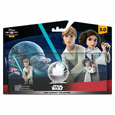 STAR WARS Disney Infinity 3.0 RISE AGAINST THE EMPIRE Play Set Luke and Leia