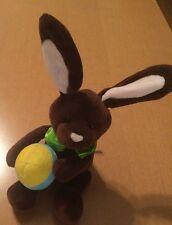 Gund Plush Brown Bunny Springtime Flapadoodles #46137