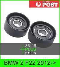Engine Belt Pulley Idler Bearing Fits BMW 7 E65//E66//E67//E68 2000-2008