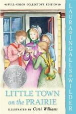 Little House: Little Town on the Prairie by Laura Ingalls Wilder c2004 NEW PB