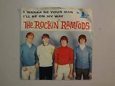 "ROCKIN' RAMRODS: I Wanna Be Your Man-I'll Be On My Way-U.S. 7"" 1964 Plymouth PSL"