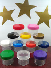 36 Jars 2TBLSP  Wellness Container Spice Crystals Herbs Incense K4304 DecoJars