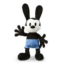 "Disney Store Authentic Oswald the Lucky Rabbit BIG Plush 18"" NWT Walt Disney"