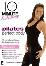 E Rated Pilates DVDs & Blu-ray Discs