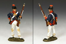 KING AND COUNTRY 9th Demi Brigade Standing Loading NE038 NE38 Painted Metal