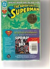 DC The Return Of  Superman Limited Collector's Set MIP