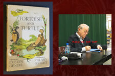 Tortoise And Turtle - Signed By Hilary Knight w/ Event Photos - 1960, true 1st!