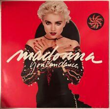 MADONNA YOU CAN DANCE LP SIRE 1987 ALSDORF GERMAN PRESSING