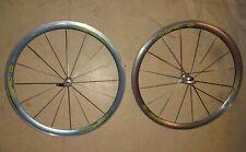 Mavic Cosmic pro ruedas 28 pulgadas bicicleta de carreras llantas grabación Shimano sistema LRS