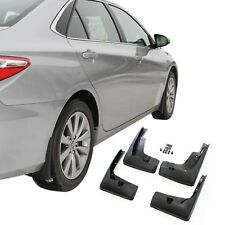 fits Camry Mud Flaps 2015-2017 Mud Guards Splash Protectors 4pc Set Front Rear