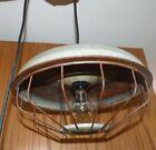 Vintage Chicken Feeder Pendant Hanging Ceiling Rustic Farm Light Fixture
