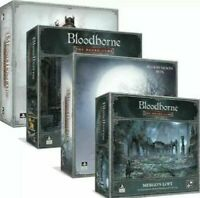 Bloodborne the Board Game - Blood Moon Pledge with Kickstarter Stretch Goals NEW