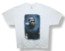 Nas-Life Is Good-X-Large White T-shirt
