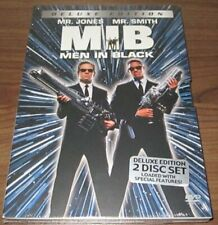 Men In Black (Dvd, 2002, 2-Disc Set, Deluxe Edition) . sealed new