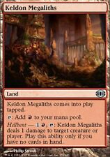 *MRM* FR 4x Mégalithes keldes (Keldon Megaliths) MTG Future Sight