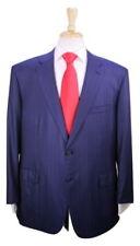 Abrigos y chaquetas de hombre azules Brioni, 100% lana