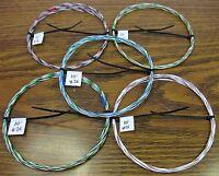 26 AWG Silver PTFE Wire Assortment 50 feet 7 strand SPC
