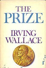 WALLACE, Irving. The prize. Dedica e firma autografe dell'Autore