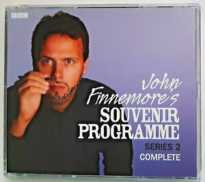 JOHN FINNEMORE'S SOUVENIR PROGRAMME SERIES 2 – English Audiobook – 3 CDs 168min