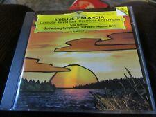 """Nieeme Jarvi,""""Sibelius : Finlandia / Karelia Suite etc."""" CD"""