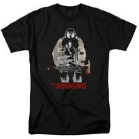 The Shining t-shirt Stephen King retro 80s horror graphic cotton tee WBM559