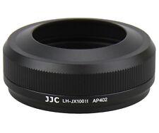 JJC Premium Black Lens Hood LH-JX100II Replacement for Fuji FinePix X100, X100S